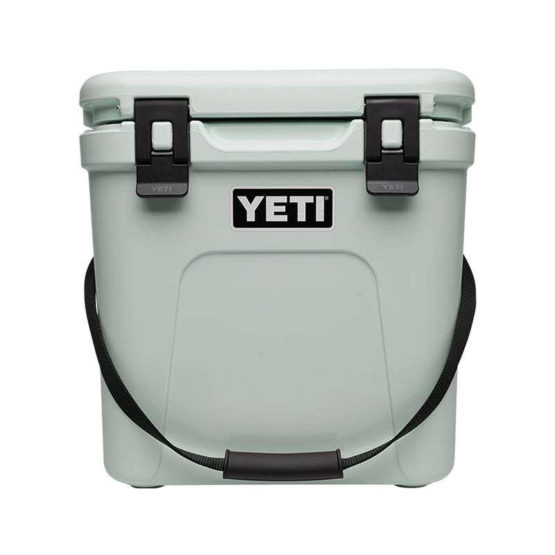 YETI Roadie 24 hard cooler in the new Sagebrush Green color.