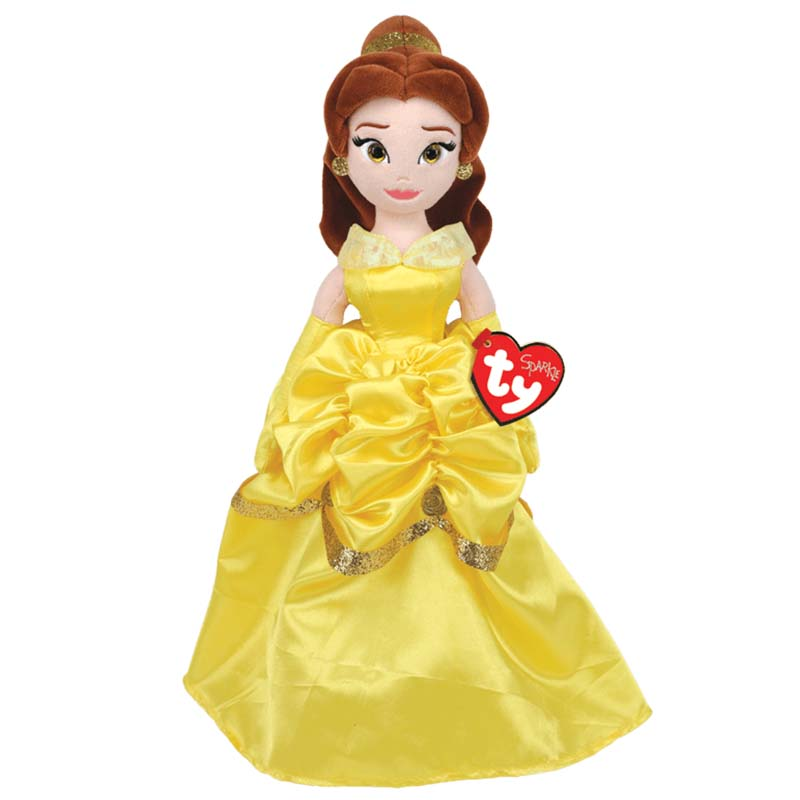 "15"" Belle Disney Princess Plush Toy"