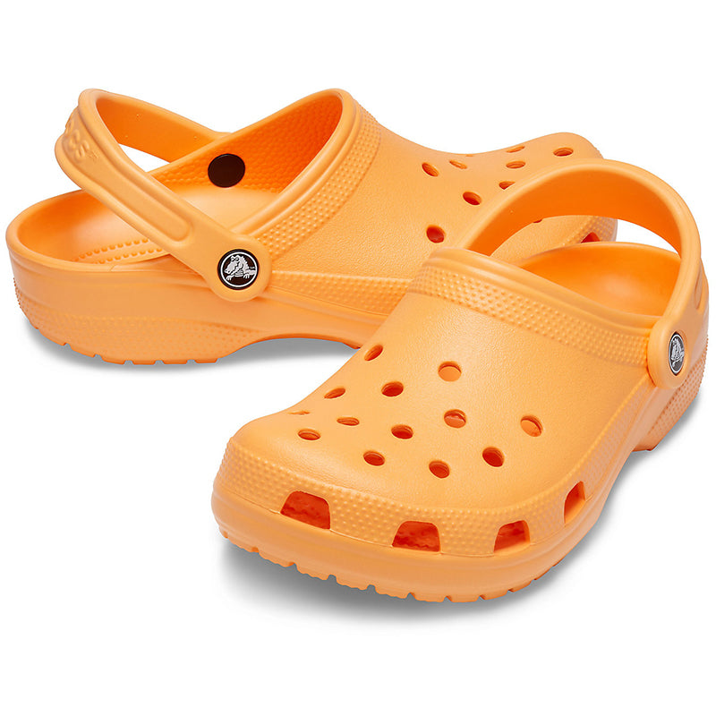 Adult Classic Clog in Cantaloupe