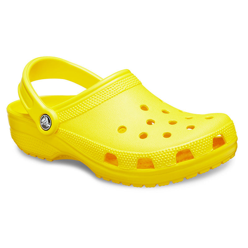 Adult Classic Clog in Lemon