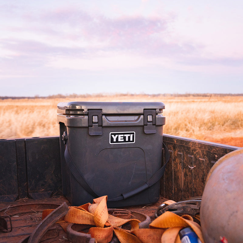 Roadie 24 Charcoal Cooler