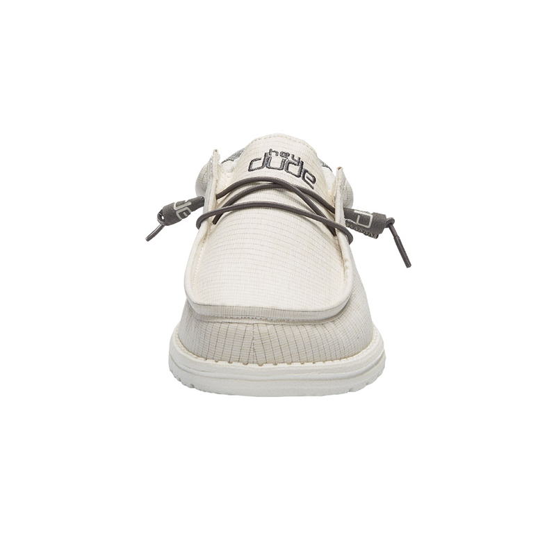 Men's Wally Canvas Shoe in Shadow