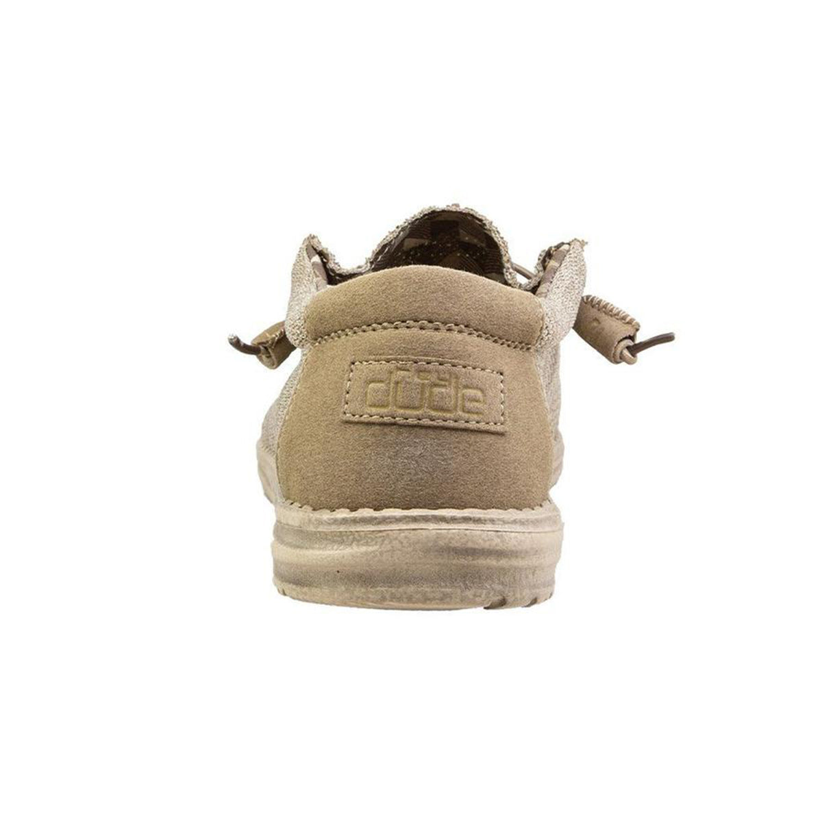 Men's Wally Sox in Beige