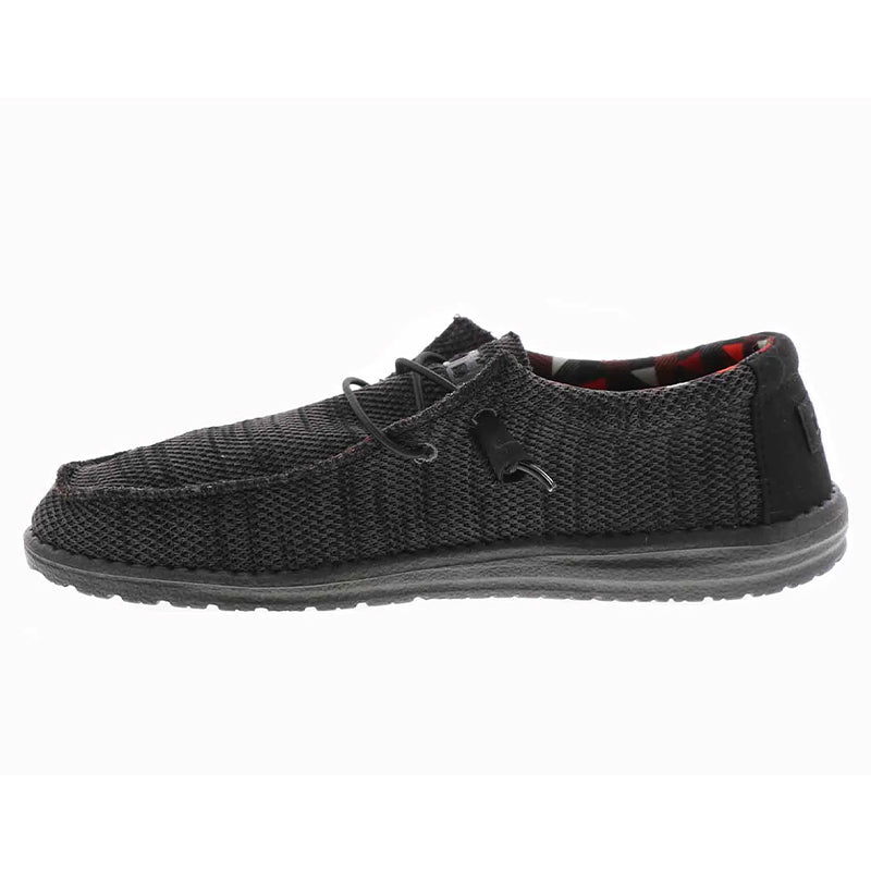 Men's Wally Sox in Jet Black