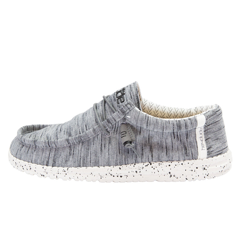 Men's Wally Stretch in Stone Grey