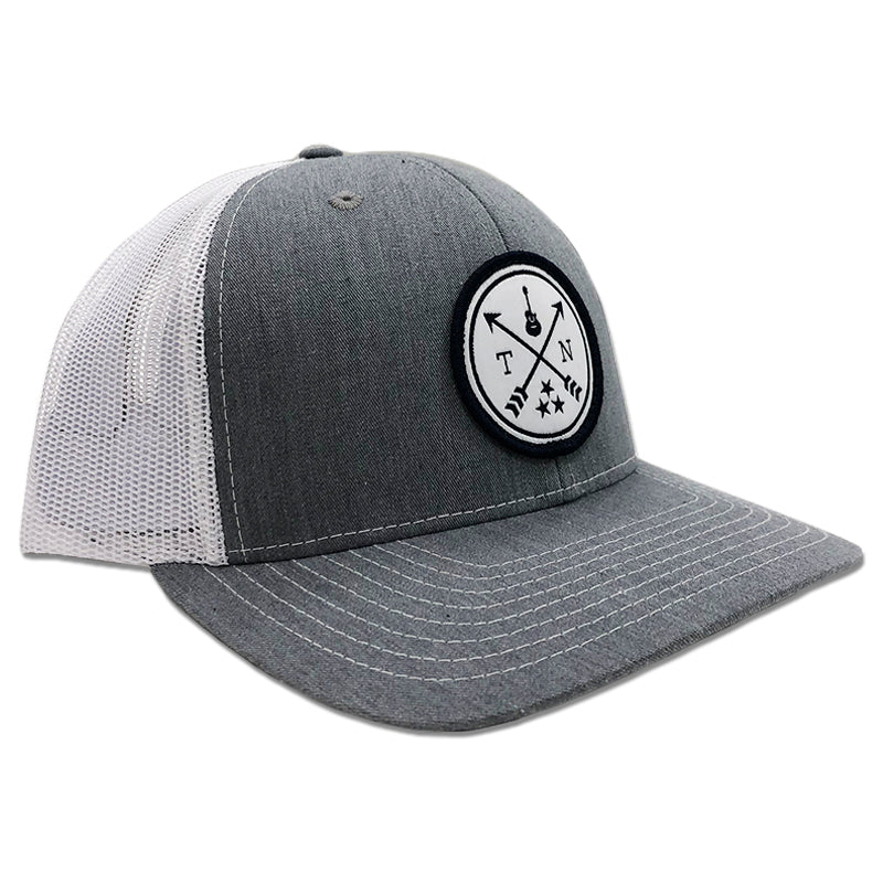 Tennessee Circle Woven Patch Hat