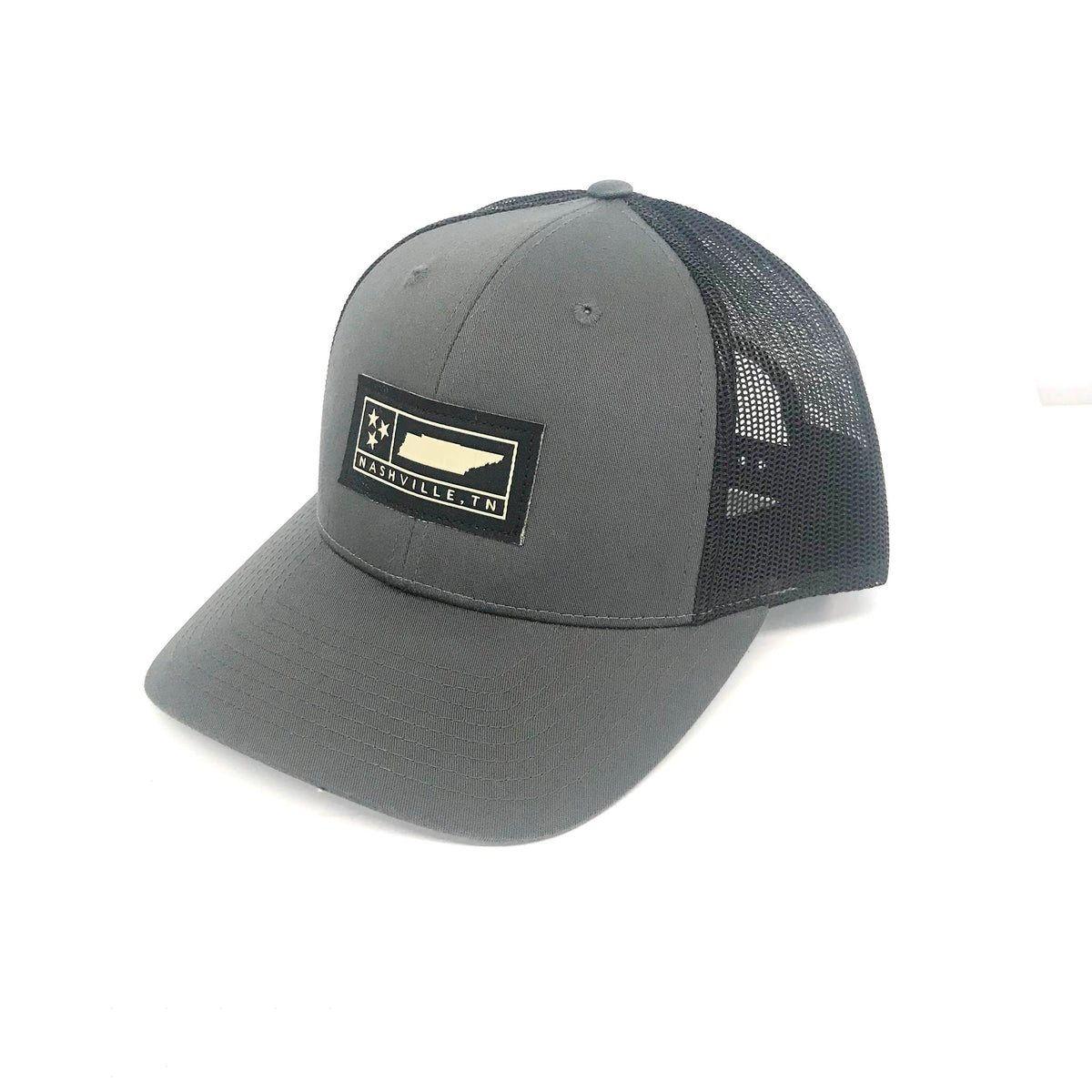 Tennessee Woven Black Label Hat