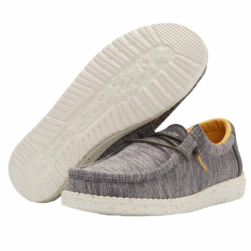Boys Wally Stretch in Taupe