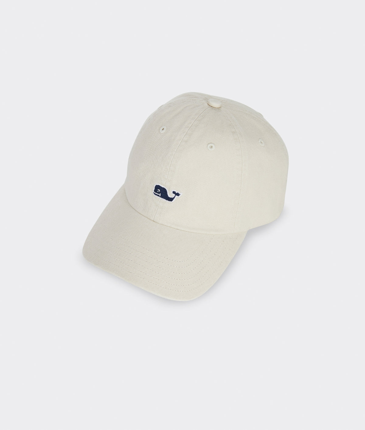 Signature Whale Logo Baseball Hat