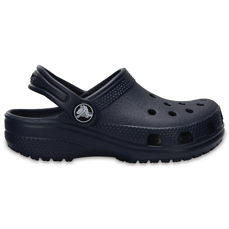 Kids' Classic Clog in Navy