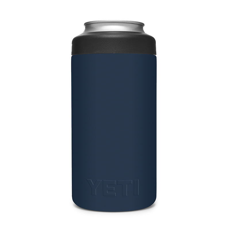 Navy Rambler 16oz Tall Can Colster