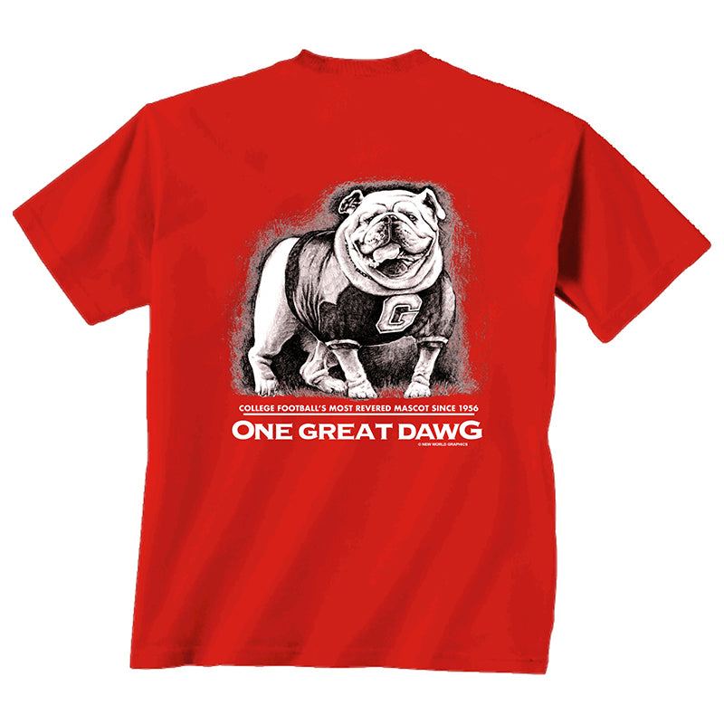 UGA Good Dog Short Sleeve T-Shirt