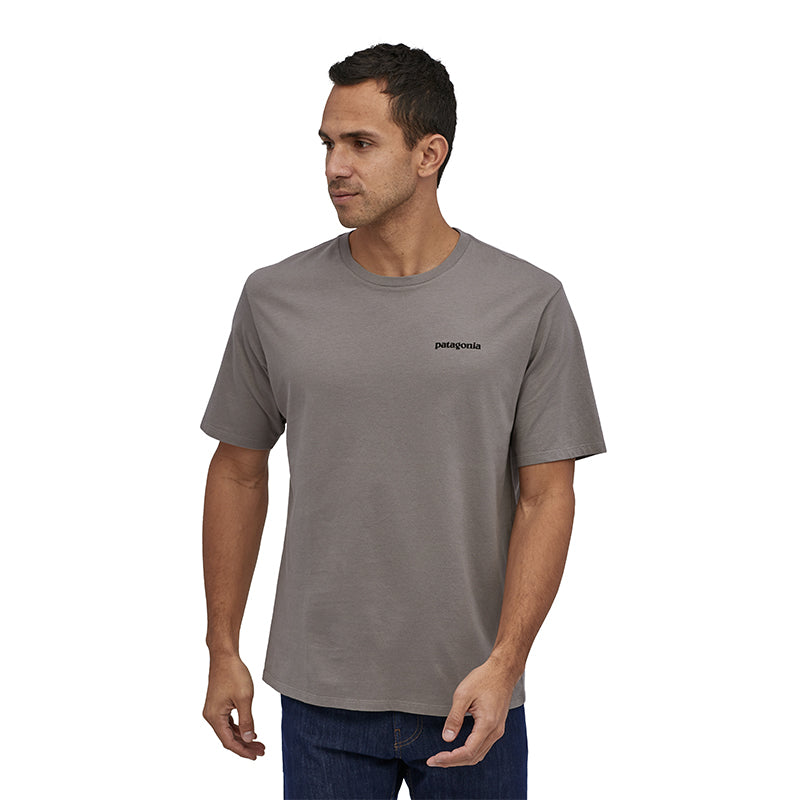 Men's P-6 Logo Organic Cotton Short Sleeve T-Shirt