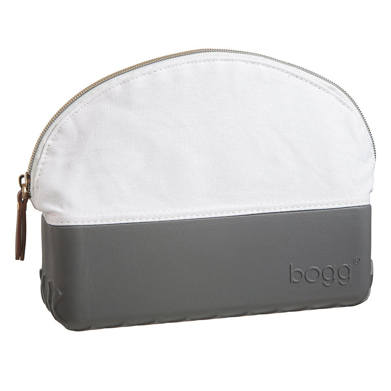 Beauty and the Bogg Cosmetic Bag in Grey