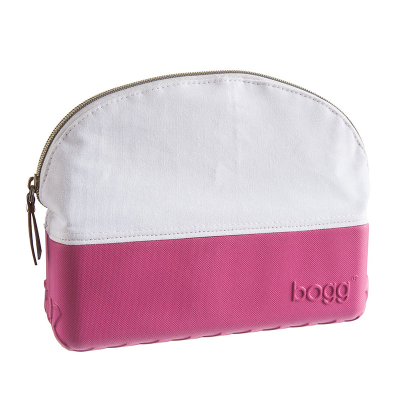 Beauty and the Bogg Cosmetic Bag in Hot Pink