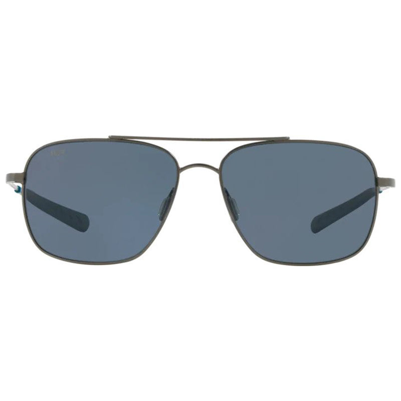 Canaveral Brushed Grey Frame with Grey Mirror Lens 580P
