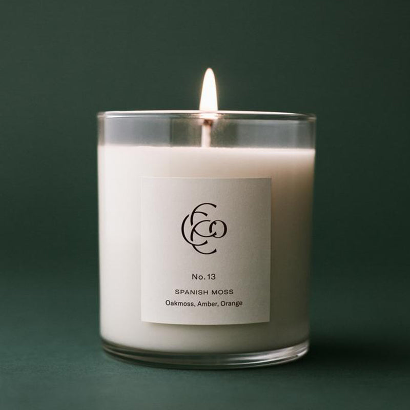 No. 13 Spanish Moss Signature Candle