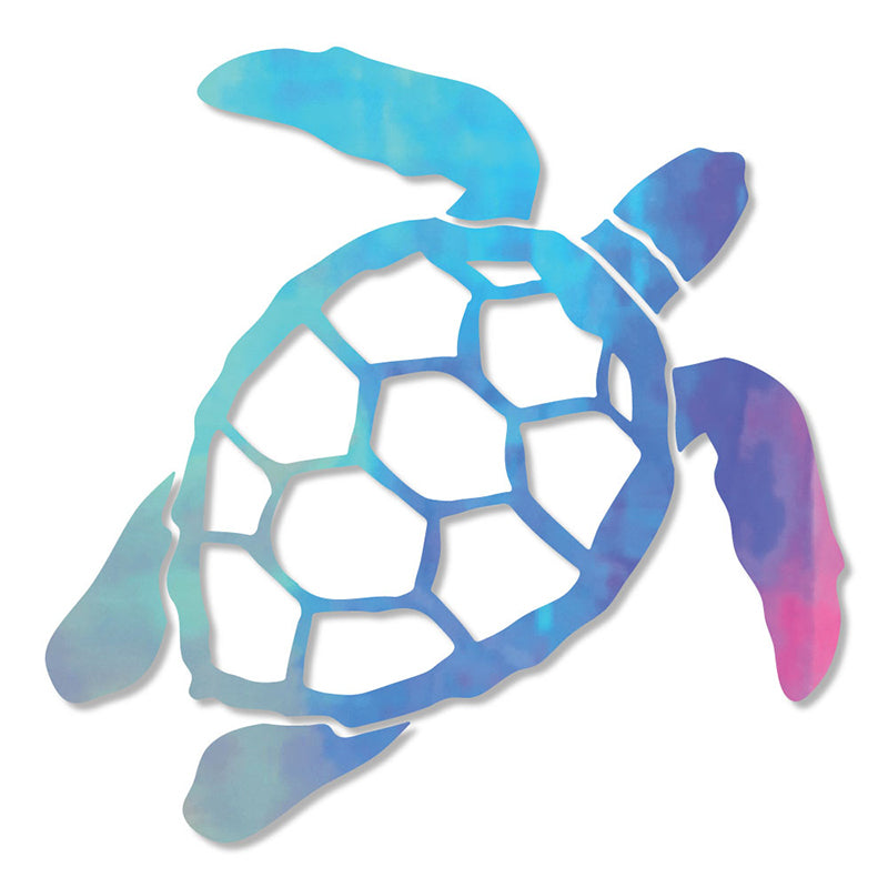 "Sea Turtle 6"" Decal"