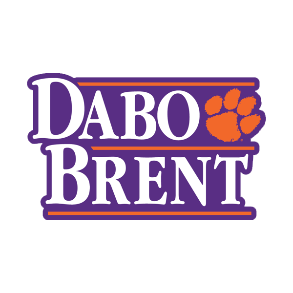 Dabo Brent Decal