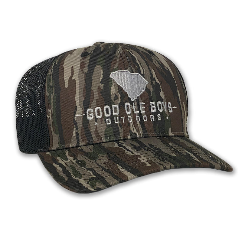 Camo South Carolina Trucker Hat