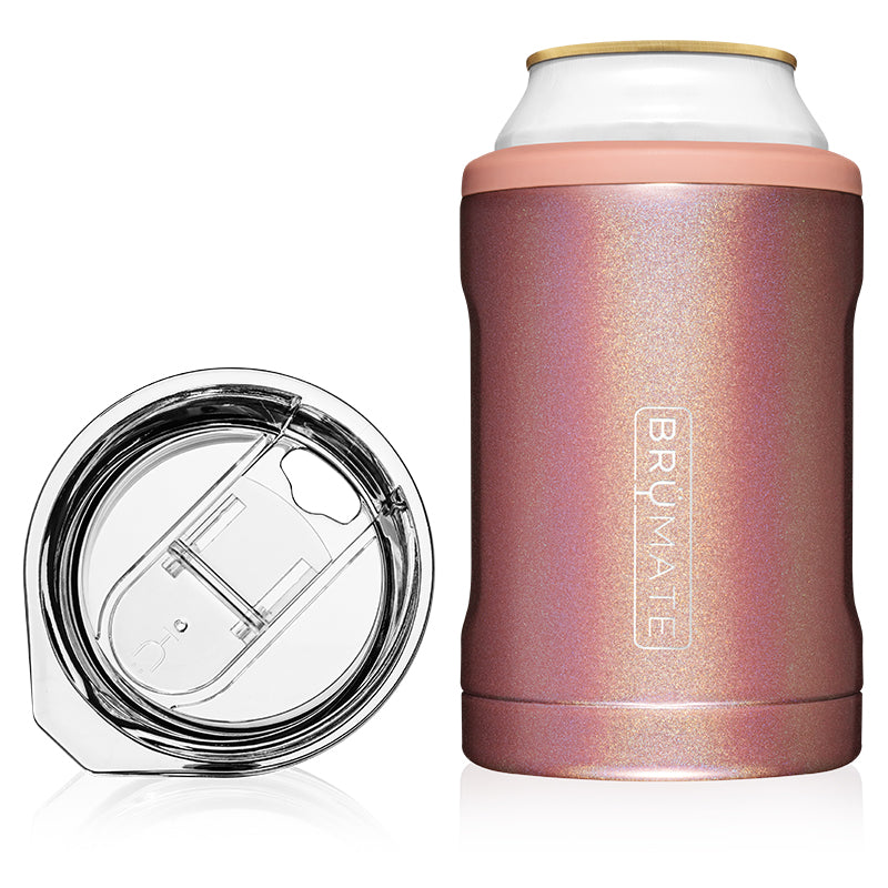 Hopsulator Duo 2-In-1 in Glitter Rose Gold