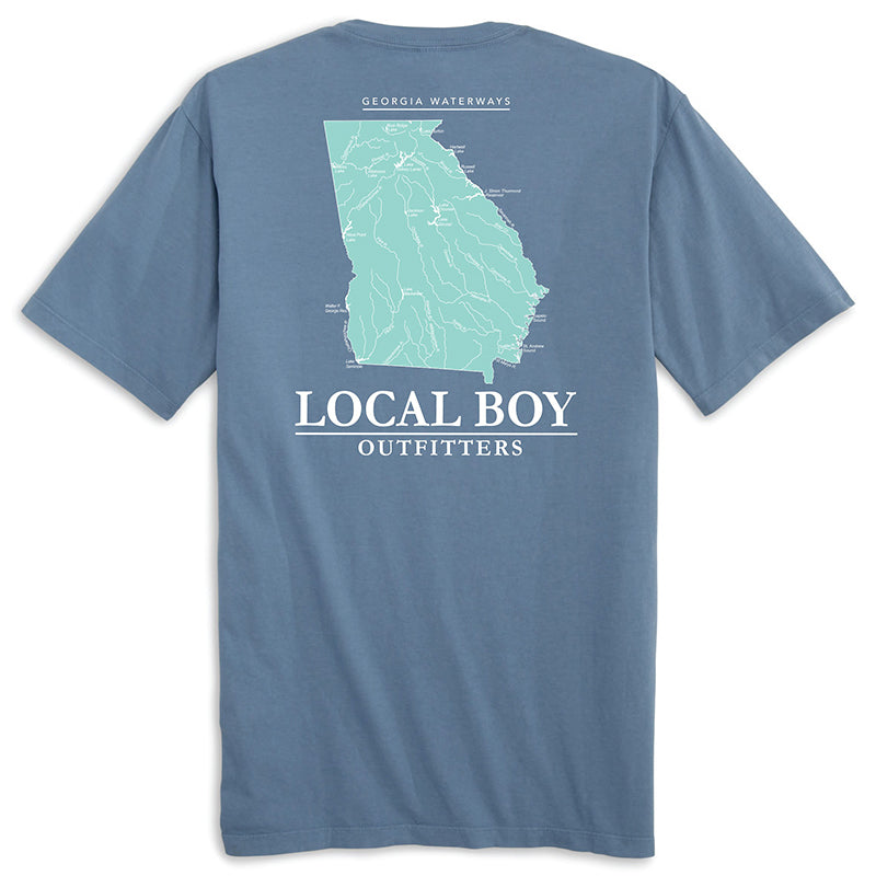 Georgia Waterways Short Sleeve T-Shirt