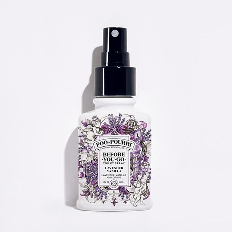 Lavender Vanilla 2oz. Spray