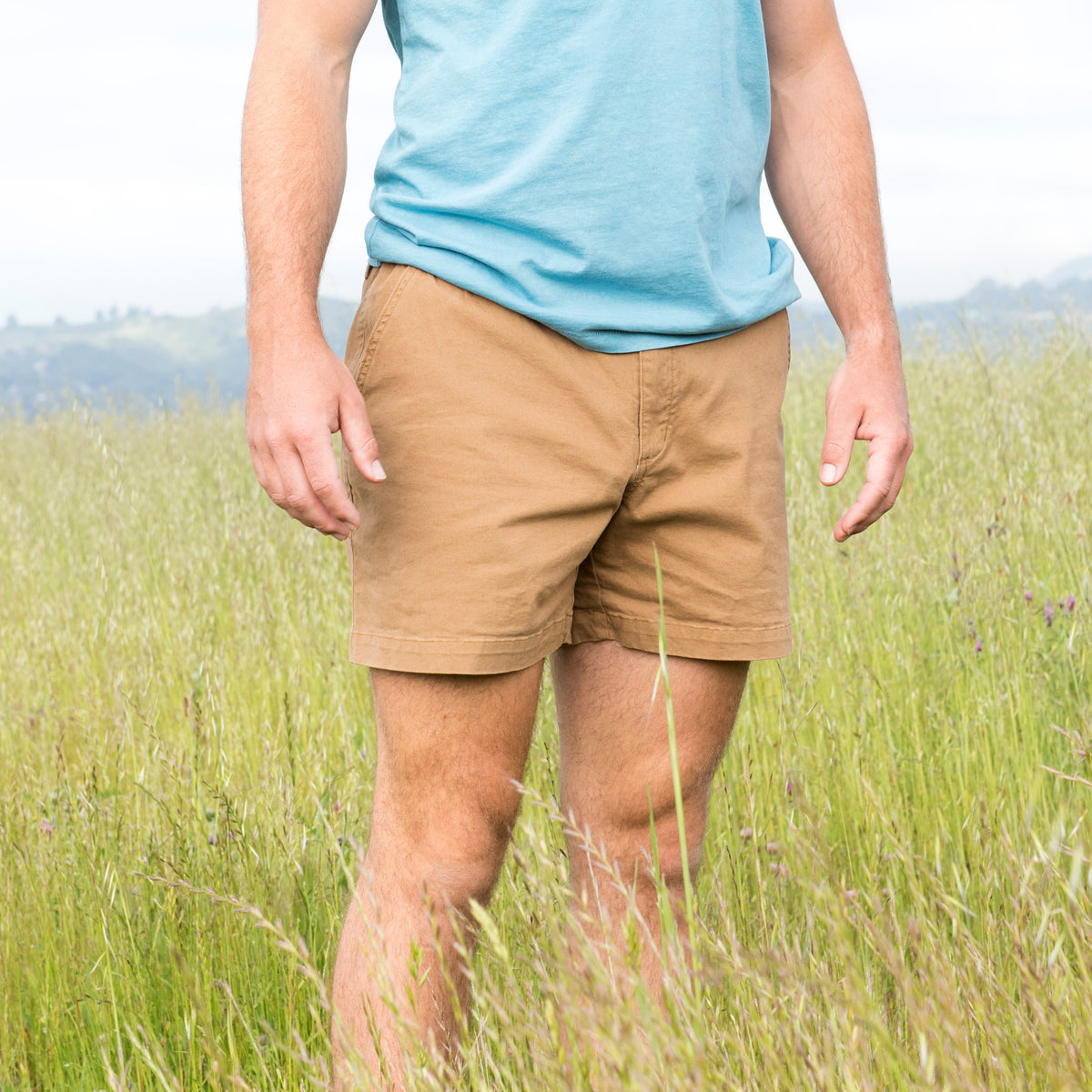 "The Staples 5.5"" Stretch Shorts"