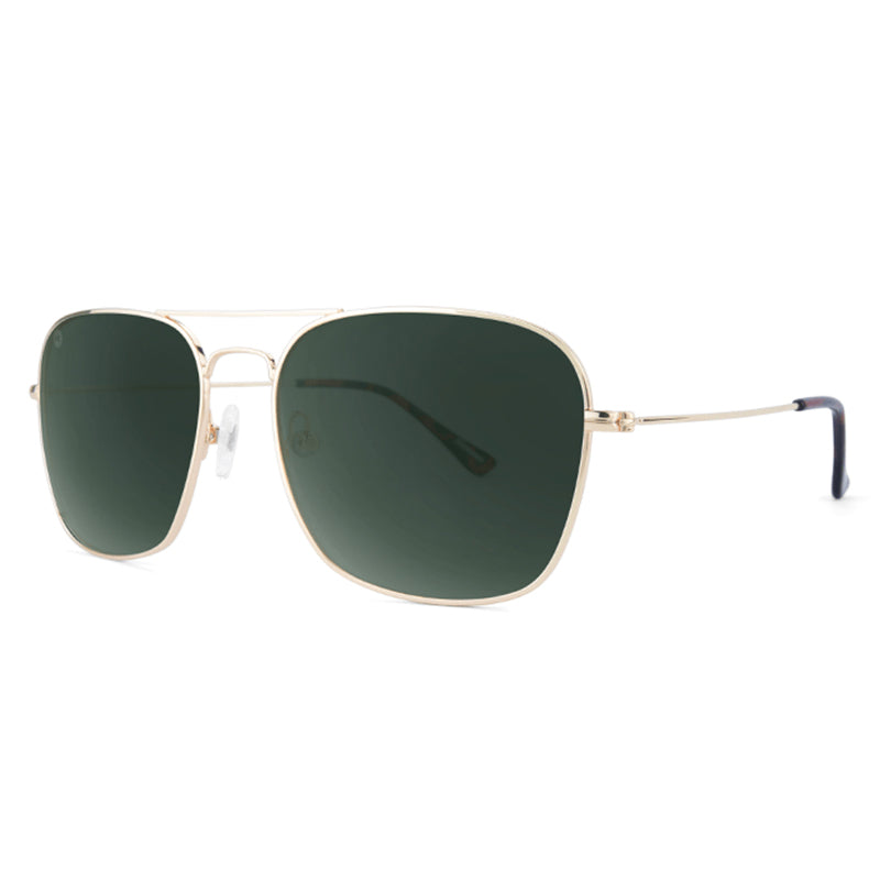 Knockaround® Mount Evans  Gold and Aviator Green