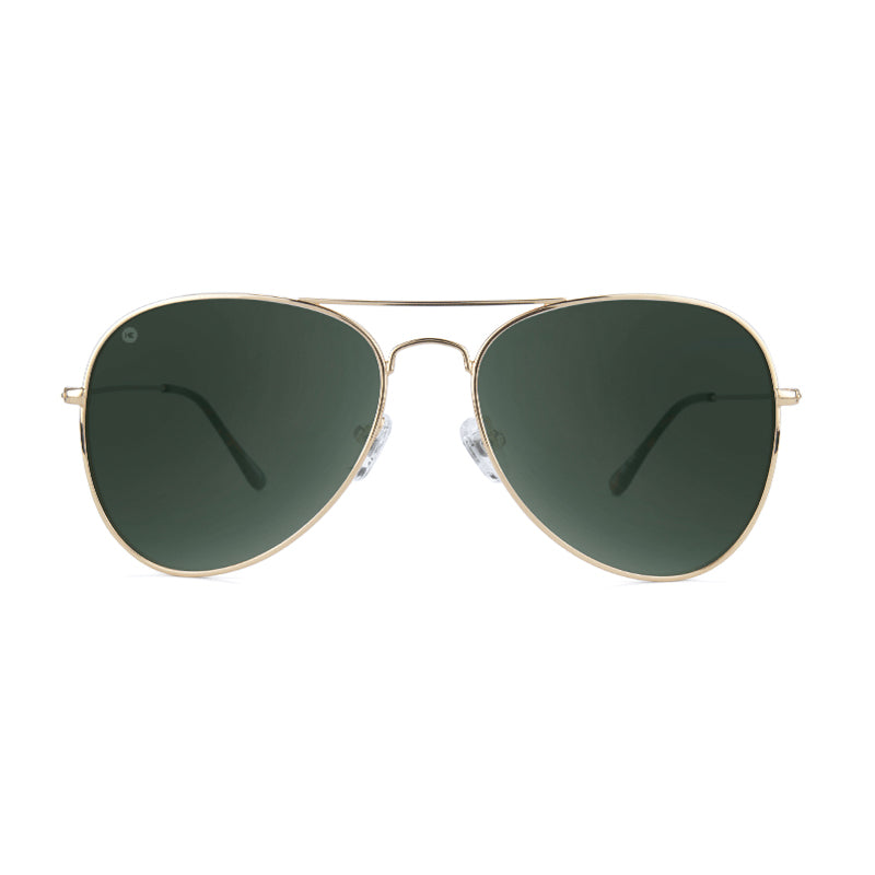 Knockaround® Mile High Gold and Aviator Green