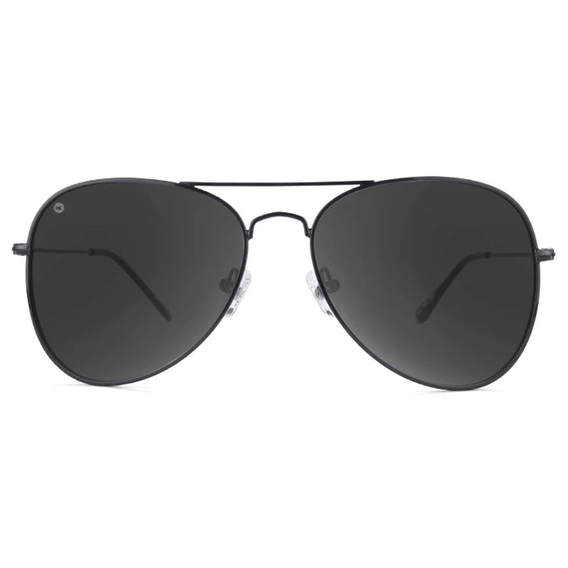 Knockaround® Mile High Black and Smoke
