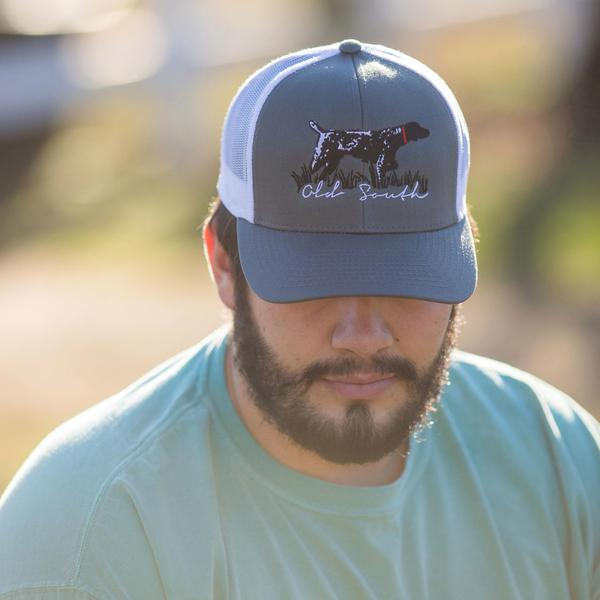 Pointer Trucker Hat in Graphite