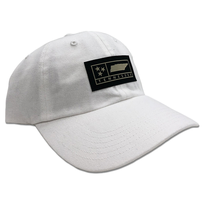 Tennessee Woven Black Label Dad Hat