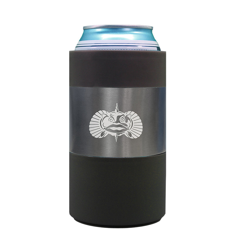 Non-Tipping Can Cooler Graphite