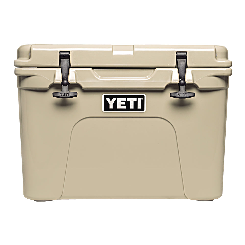 Tundra 35 Tan Cooler