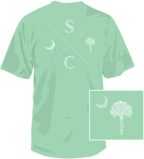 Palmetto Crossing Short Sleeve T-Shirt