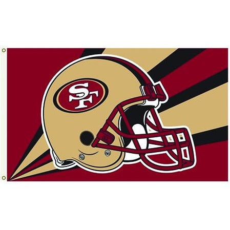 San Francisco 49ers Flag