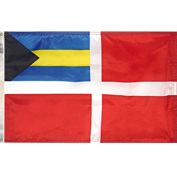 Bahamas Courtesy Flag