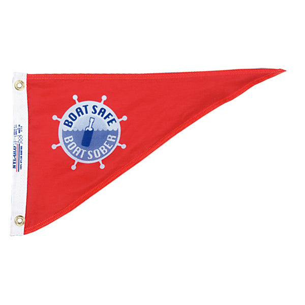 Personal Bow Pennant Safe Boat