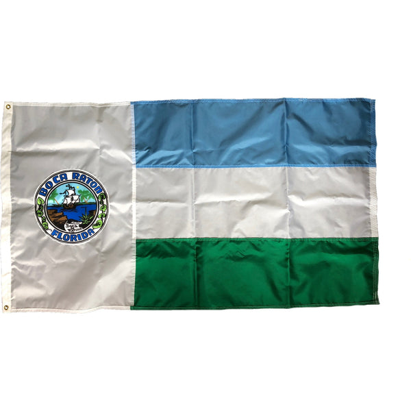 City of Boca Flag