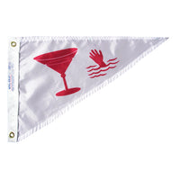 Personal Bow Pennant Cocktail