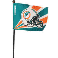 Dolphin's Hand Held Flag - set of 12