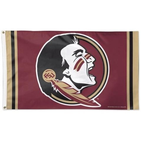 Florida State University Seminoles Flag