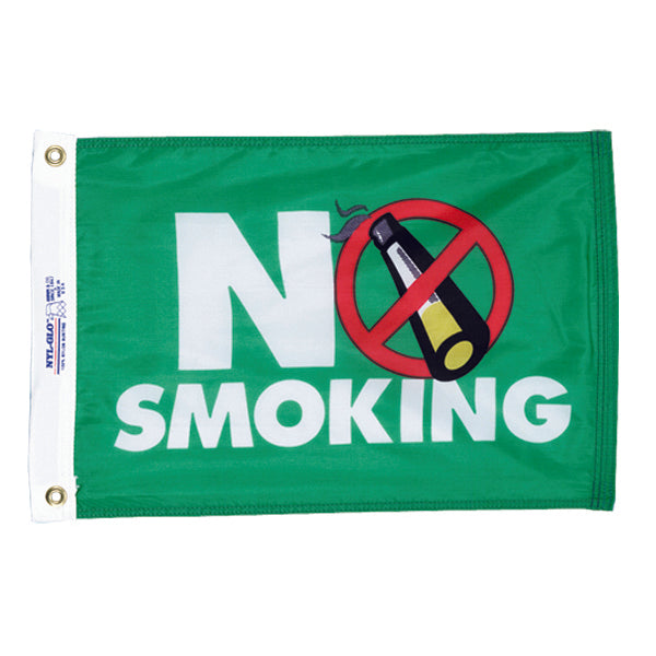 No Smoking Flag