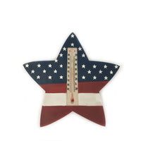 Patriotic Star Thermometer