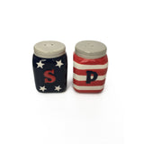 USA Salt and Pepper Shaker