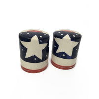Stars & Stripes Salt and Pepper Shaker