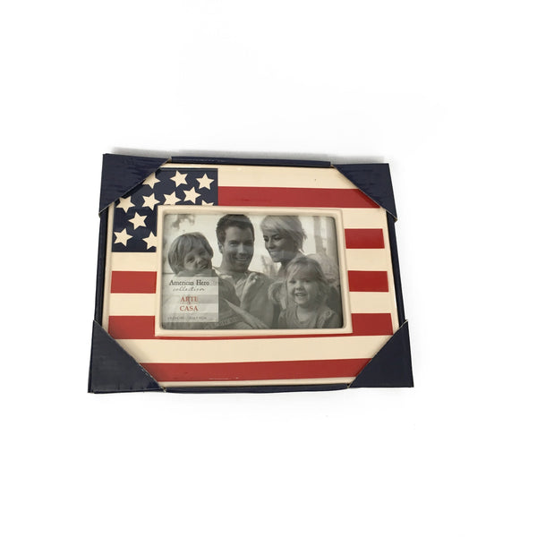 USA Flag Photo Frame