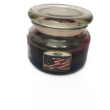 Red White & Blue Candle