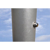 In-Ground Telescoping Flagpole 9' - 21'